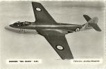 """HAWKER  """"Sea Hawk""""  ( G.B. )  Carte Photo. 9x14. - 1946-....: Moderne"""