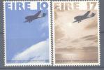 1978 Irlanda, Primo Volo Transatlantico Est-ovest , Serie Completa Nuova (**) - Irlanda