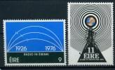1976 Irlanda, Radio Irlandese, Serie Completa Nuova (**) - Irlanda