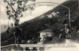 CPA DE MENTON ( ALPES MARITIMES ) GRIMALDI. VUE PRISE DE L'AUBERGE GARIBALDI - Menton