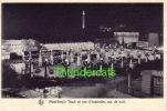 EXPOSITION DE BRUXELLES 1935 ** MONTLHERY'S TRACK ET VUE D'ENSEMBLE VUS DE NUIT ** LA LAMPE MAZDA - Expositions