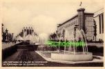 EXPOSITION DE BRUXELLES 1935 ** LES FONTAINES DE L'ALLEE DU CENTENAIRE ** DE FONTEINEN VAN DE EEUWFEESTLAAN - Expositions