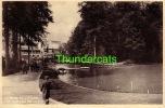 EXPOSITION DE BRUXELLES 1935 ** LE PARC ET L'ETANG ** HET PARK EN DE VIJVER - Expositions
