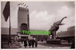 EXPOSITION DE BRUXELLES 1935 PHOTO VERITABLE  ** PAVILLON DU CONGO ** PAVILJOEN VAN DE CONGO - Expositions