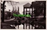 EXPOSITION DE BRUXELLES 1935 PHOTO VERITABLE  ** UN COIN DU PARC ** EEN HOEK VAN HET PARK - Expositions