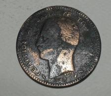 1882 - Grèce - Greece - 10 LEPTA, GEORGE 1er, (A), KM 55 - Grèce