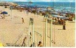 MARINA  ROMEA  , La Spiaggia , Animata - Ravenna