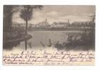 CP Vilvorde 1901 Le Parc Pour Comte Oscar Le Grelle HEERLE MINDERHOUT HOOGSTRAETEN - Vilvoorde