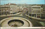 UK -Sheffield - Castle Square And Angel Street - Cars - Nice Stamp - Sheffield