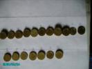 France - Lot 50 Pièces De 5 Centimes De 1966 à 1992 - Monedas & Billetes