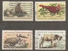 USA. Scott # 1464-67 Used. Wildlife Conservation 1972 - Usati