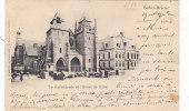 Saint Brieuc  22 -  Pionnière - Oblitération 1899 - Saint-Brieuc