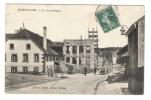 TERRITOIRE  DE  BELFORT  /  MORVILLARS  /  LA  RUE  PRINCIPALE  ( Attelages Et Travaux ) /  Edit.  Félicien  BAILOT - France