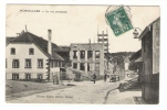 TERRITOIRE  DE  BELFORT  /  MORVILLARS  /  LA  RUE  PRINCIPALE  ( Attelages Et Travaux ) /  Edit.  Félicien  BAILOT - Unclassified