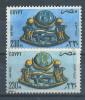 VEND TIMBRES D ´ EGYPTE N° PA 164 X 2 NUANCES DIFFERENTES  !!!! - Luchtpost