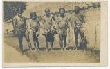 Real P.  Nude Indigenous Men 1908 To Comte D'Arlot Et Saint Sand French Legation Guatemala - Philippines
