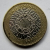 2 Pouds Royaume-Uni  1997 - 1971-… : Decimal Coins