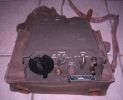 Poste De Commande Locale C-434/GRC Pour RT66 Avec Sa Sacoche Datée 59 - Radio's