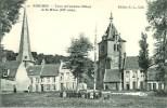 59 BERGUES Tour De L'ancienne Abbaye De St-Winoc (animée) - Bergues
