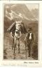 """En Gruyère , Le """"barlatè"""" Descend Les Fromages à Dos De Mulet, Coupure Originale De L´Echo Illustré No 11/1930 - Documents Historiques"""