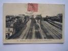 92-asnieres--la Gare(vue Prise Du Pont Du Chemin De Fer) - Asnieres Sur Seine