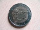 FRANCIA - MONETA DA 2 EURO FDC - Da Rotolino - ANNO 2010 - PROCLAMA 18 GIUGNO - DE GAULLE - Francia