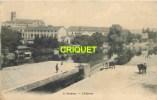 Cpa 55 Verdun, Avant Guerre, L'Ecluse, Chevaux De Halage... - Verdun