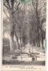 CPA   19/05/1926  -  BOULOGNE Sur  MER  -  Une Allée  Vers La Tour  Des  Remparts  ; - France