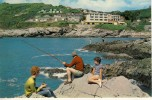 1973 Great Britain Colour Picture Postcard Of  Gower Peninsula, Good Franking - Unknown County