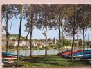 SAINT MAMMES - Le Terrain De Yachting Du T.C.F. Face à La Celle Sur Seine - Saint Mammes