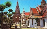 2256. Postal WAT ARUN. Templo De Dawn En Bangkok (Tahilandia) - Tailandia