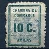 "Grève YT 1 "" 10c. Grève D´Amiens "" 1909 Neuf * - Strike Stamps"