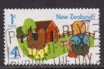 NZ ~ 1974 ~ Farm Animals ~ SG 1080 ~ Used - New Zealand