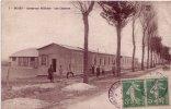 Département 21: OUGES - Aérodrome Militaire - Les Casernes - Altri Comuni