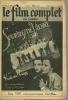 """LE FILM COMPLET  N° 2446 - 1940 """" SOURIRE DE VIENNE """" KATE DE NAGY / ILSE WERNER / LUCIE ENGLISH - Cine"""