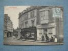 PONT L´ÉVÊQUE - QUARTIER DU BRAS D´OR 1907 ( Grand Café ) - Pont-l'Evèque