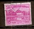 PAKISTAN  OBLITERE
