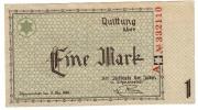 1940 // LITZMANNSTADT // EINE MARK - To Identify