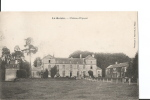 La Quinte. - Chateau D´ Eporcé - France