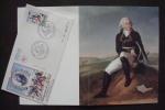 REVOLUTION FRANCAISE 1789 . KELLERMANN . STRASBOURG 24.06.89 1ER JOUR - Révolution Française