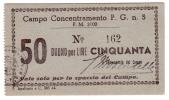 Campo Concentramento P.G. N°5 - Italie