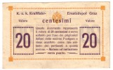 ERSATZDEPOT GRAZ // VALORE 20 CENTISIMI - Unclassified