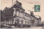 LA CHAMPAGNE ILLUSTRE - 18. EPERNAY - Le Palais De Justice (Belle Animation) - 1911 - Epernay