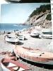 BONASSOLA SPIAGGIETTA  CORNARA E BARCHE VB1968 DS14574 - La Spezia
