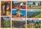 CPM - 12700 - N° S 118 - Capdenac - ( Multivues ) - Villefranche De Rouergue