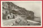 CPA N°18218 / MENTON - LES ROCHERS ROUGES - Menton