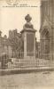 SCAER - Monument Aux Morts De La Guerre - Collection E. Hamonic - 2 Scans - France