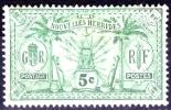 New Hebrides French 1911 5c MH - Lot. 885 - Nieuwe-Hebriden