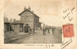 CROISILLES. La Gare - Croisilles