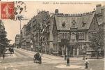 Cpa17 Paris Rue Alphonse De Neuville - Arrondissement: 17